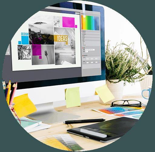 Annoncering-kampagner-trykte medier-grafisk-design-kernekommunikator