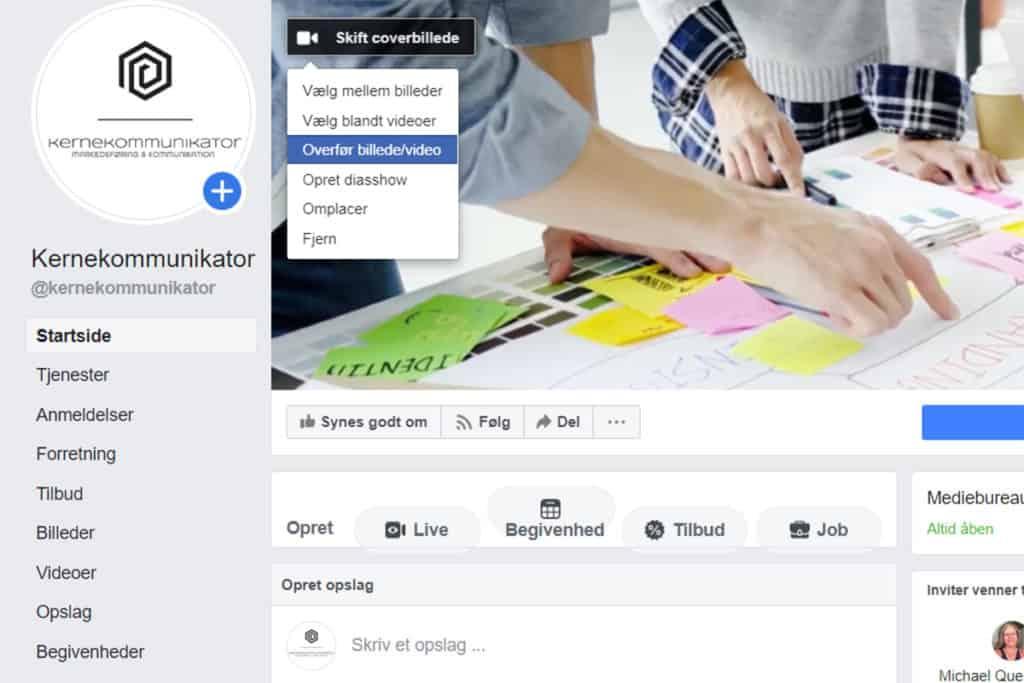 Kernekommunikator-rådgivning-facebook-markedsføring
