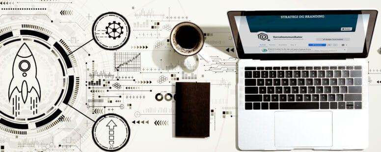 Online markedsføring mens du venter – for virksomheder med et lille budget
